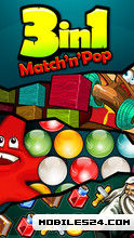 3in1 Match N Pop (240x320) SE M600
