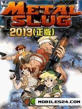 Metal Slug 2013 (240x320)