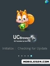 UC Browser 7.4.0.57 Beta (International Server)