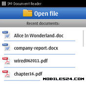 EZ Document Reader 1.0.1