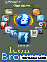 Icon Browser (320x240)