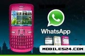 WhatsApp Messenger 2.2.3