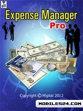 Expense Manager Pro (240x320)