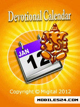 Devotional Calendar Free 240x320