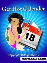 Get Hot Calendar Free 240x320