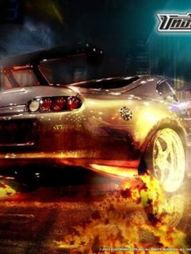 Need For Speed Underground 2 Free 240x320 Wallpaper download