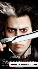 Johnny Depp - Sweeney Todd