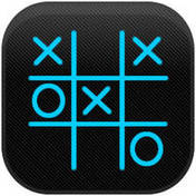 Tic Tac Toe Blue 3.0