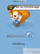 UC Browser 7.5