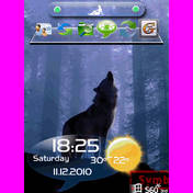 Voyager, Home Screen, (vHome) 4.30