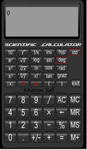 Scientific Calculator 1.0