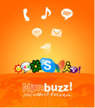 برنامج الماسنجر للجوالات بمميزات رائعة Nimbuzz 3.0.2