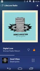 Pandora® internet radio