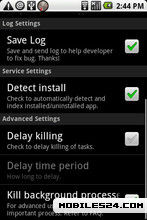 Automatic Task Killer
