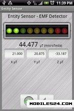 Entity Sensor (EMF Detector)