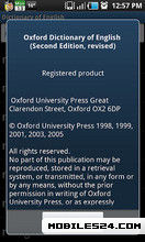 Oxford Dictionary Of English Second Edition