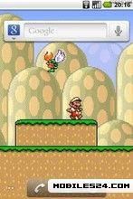 Mario Live Wallpaper