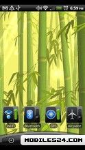 Bamboo Forest Donation Live Wallpaper
