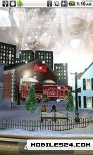 Coca-Cola Holiday Live Wallpaper