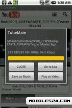 TubeMate - YouTube Downloader