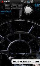 Star Wars Live Wallpaper - Lightspeed
