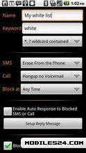 Profile Call Blocker