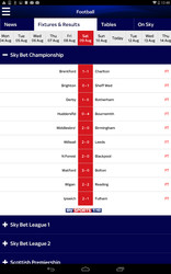 Sky Sports for Android