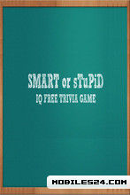 Smart Or Stupid Trivia Game