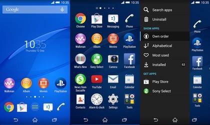 Xperia  Z3 Weather Widget Free Samsung Galaxy Gio App