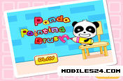 Panda Painting Brush