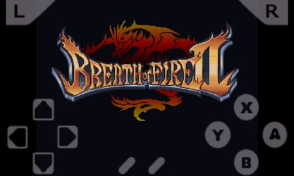 Breath Of Fire Series RPG