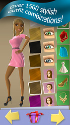 Dress Up Game for Girls