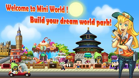 Happy World Park - Fun & Free
