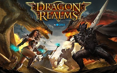 Dragon Realms by GREE