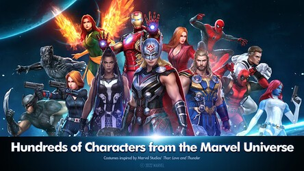 MARVEL Future Fight Free Android Game download - Download