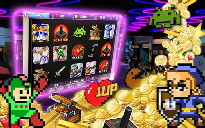 Retro Games - Slot Machine Free Samsung Galaxy Y Pro Duos Game