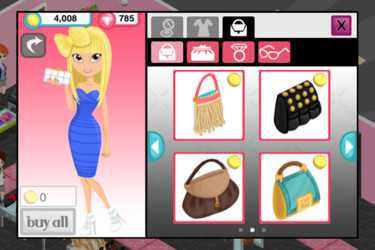 Fashion Story : Boardwalk Free Samsung Galaxy Y Duos Game