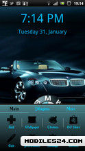 BMW GO Launcher EX Theme
