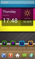 Huawei theme