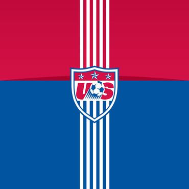 US Soccer Team Badge Apple iPhone 5 Wallpaper