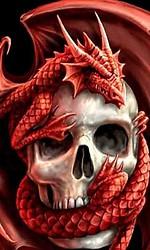 Skull Live Wallpaper