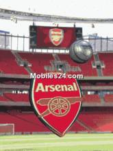 Animated Arsenal Logo