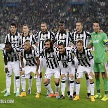 Juventus Team Photo