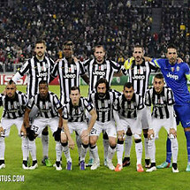 Juventus Team Photo 1