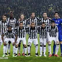 Juventus Team Photo 2