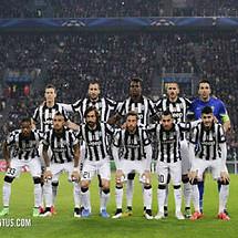 Juventus Team Photo 3
