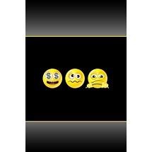 Smileys - Lock Screen iP4