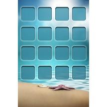 Beach - Home Screen iP4