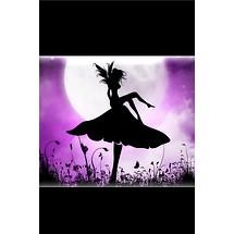 Purple Dance - Lock Screen iP4