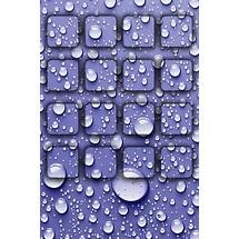 Purple Dews - Home Screen iP4